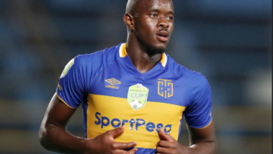 5 Things You Didn't Know About City Defender Kwanda Mngonyama