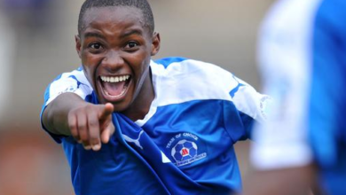 Maritzburg United Star Luyanda Ntshangase Has Died