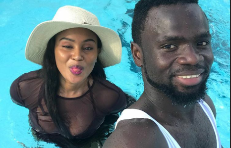 Pics! SA Footballers Show Love To Their Kids Moms On Mother's Day
