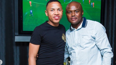 Andile Jali Finally Signs With A PSL Club