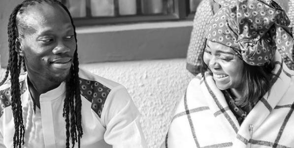 Check Out Mpho Maboi's Birthday Shoutout To Husband Yeye