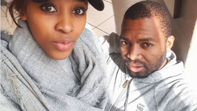 Itu Khune Sends His Girlfriend Sbahle A Sweet 25th Birthday Shoutout