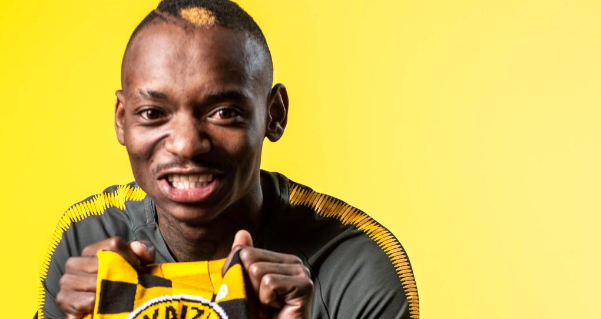 Khama Billiat Breaks Silence Since Joining Kaizer Chiefs