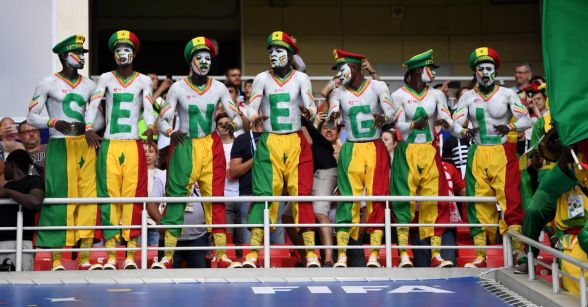This Video Of Senegal Fans At The World Cup Is Going Viral For All The Right Reasons