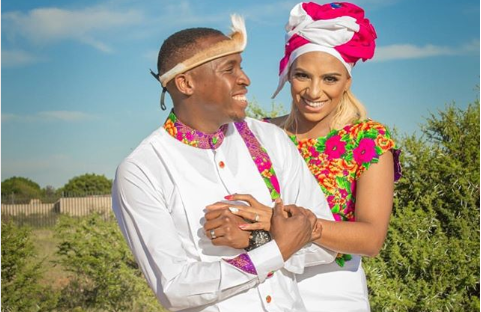 Watch Maluleka's Cool Second Baby Announcement