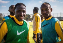 Check Out Maluleka's Welcoming Message To 'Old Friend' Billiat