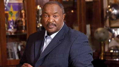 Football Legend Jomo Sono Receives Brand New Car