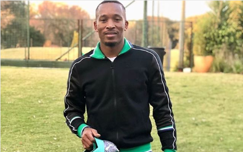 Majoro Shares Hilarious Photos Of His Early Football Career Days!