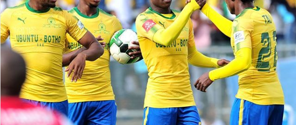 Mamelodi Sundowns Player Arrested For Drunk Driving