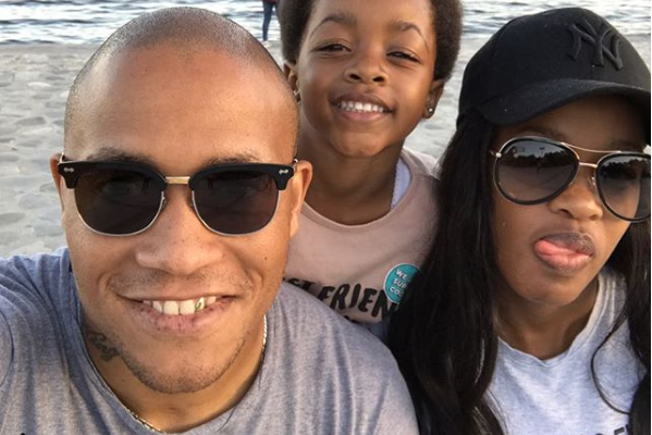 Pics! Dino Ndlovu And His Wife Expecting Their Second Child Together