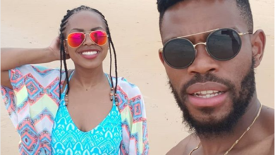 Pics! Thulani Hlatshwayo Celebrates His One Year Wedding Anniversary