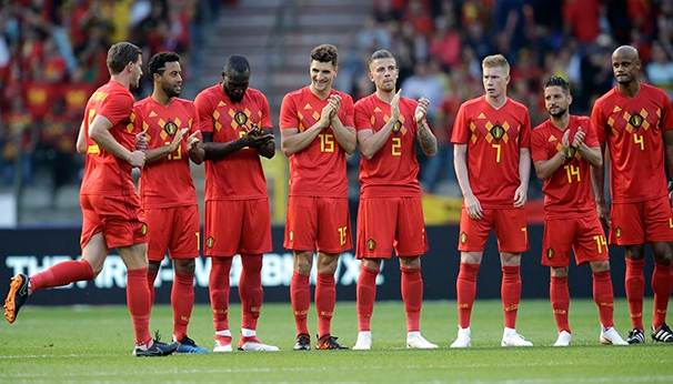 Top 10 FIFA Men World Ranking As Of June 2018