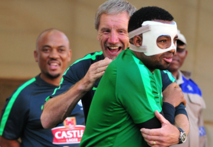 Check Out The Bafana Squad To Face Nigeria In The AFCON 2019 Qualifier