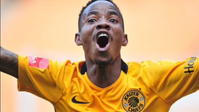 Footballers Send Love To Molangoane After Broken Ankle Injury