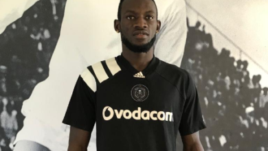 Mulenga On Why He Thinks Pirates Will Win The League Title This Season