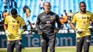 Football Fans React To Baxter Appointing His Son As Bafana Goalkeeper Coach