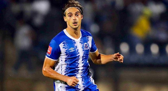 Maritzburg's Belgian Striker Andrea Fileccia Says He Wants To Play For Bafana