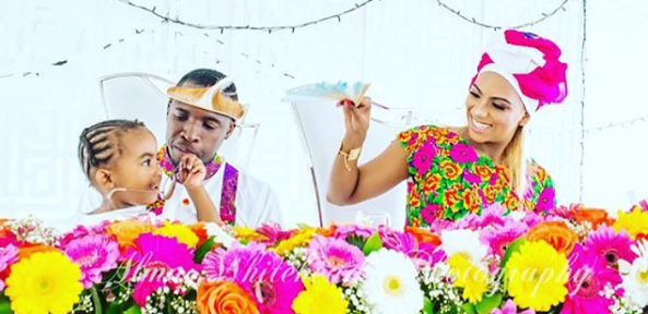 Pic! Maluleka And Wife Welcome Their Second Child!